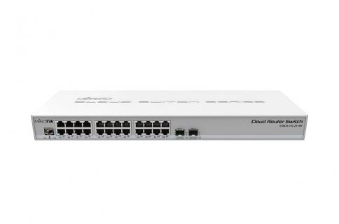 24 Gigabit port switch with 2 x SFP+