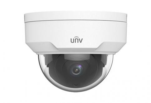 IP Camera - 4MP 2.8 mm IR Fixed Dome, Easy Series