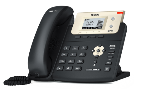 IP Phone Yealink SIP-T21 E2