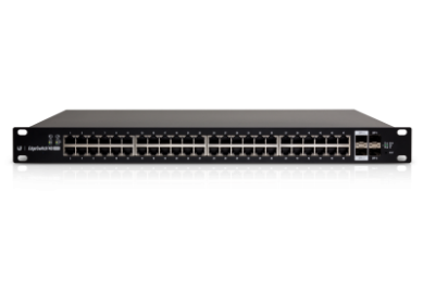 48 Port PoE+/24v Switch 500W