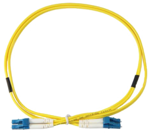 ოპტიკურ პაჩკორდი - LC/UPC-LC/UPC Single-mode Duplex Patchcord 3mm 1m