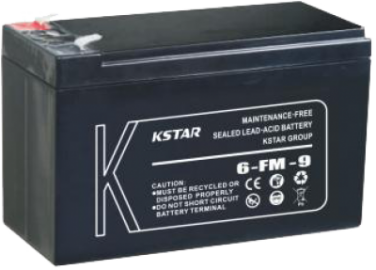 Rechargeable Lead Acid UPS Battery 12V/9AH