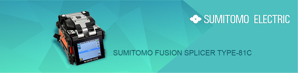 Sumitomo Electric - Fusion Splicers