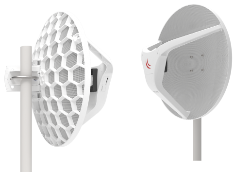 Wireless Wire Dish 60 GHz - წყვილი