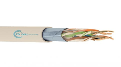 Ethernet Cables - Cat5e FTP LSZH 100% Cuprum Indoor 305 Metre