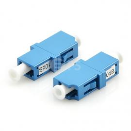 10dB, LC/UPC mechanical attenuator