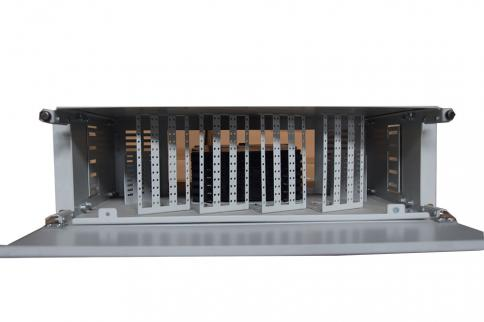 SwingSystem 3RU Fiber Termination Patch/Splice Panel