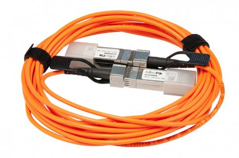 SFP+ Active Optics direct attach cable, 5m