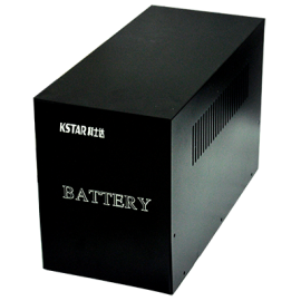 A Series Battery Cabinet for UPS, Size 1